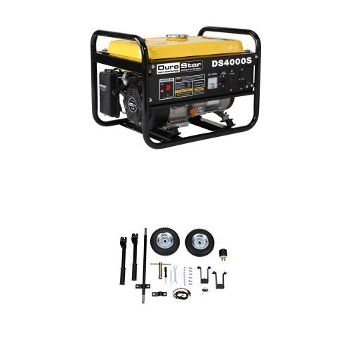 Durostar ds4000s 3300 running watts 4000 starting watts gas powered portable generator - Choosing a gasoline powered generator ...